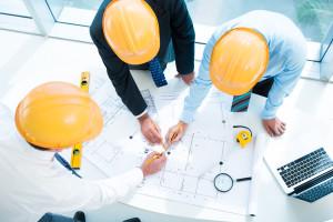 Aannemers wijzen naar bouwplan